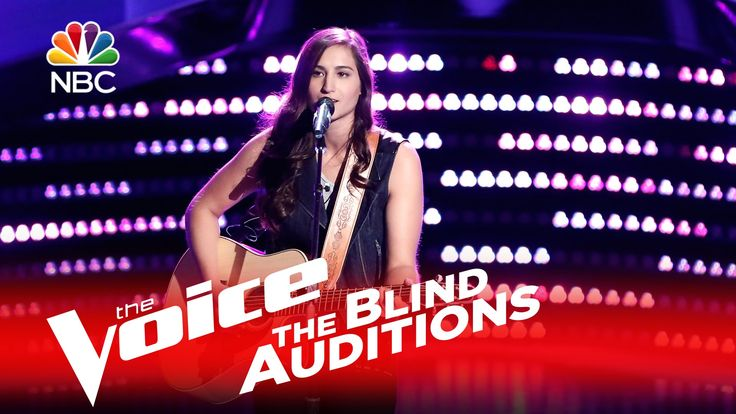 """The Voice 2016 Blind Audition - Angie Keilhauer: """"I Hold On"""".  I'm not sure yet.  A little Melissa Etheridge, maybe?  Interesting to bring that to country."""