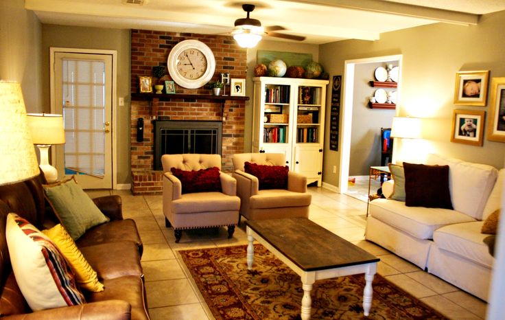 5400 best house interior design images on pinterest for Great room arrangements