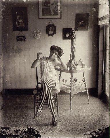 Storyville Prostitute-Ernest Bellocq