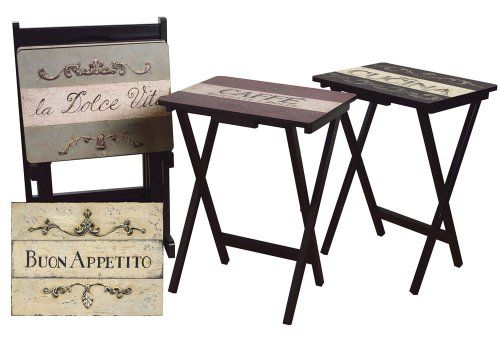 Cape Craftsman TV Tray Set with Stand, Cucina, Set of 4 Cape Craftsman,http://www.amazon.com/dp/B001RM6GOO/ref=cm_sw_r_pi_dp_K9R4sb0Q8KZ5EKTE