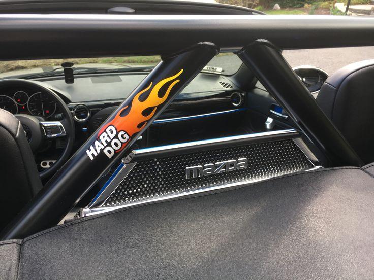 New Mods to my 08, along with Hard Dog Roll Bar, Progress Springs, Stabilizers Koni adj. Shocks, Mazda Speed Cool Air Intake, Headers, Mid-Pipe, RB. Muffler. &  Enkei 17x8 Wheels