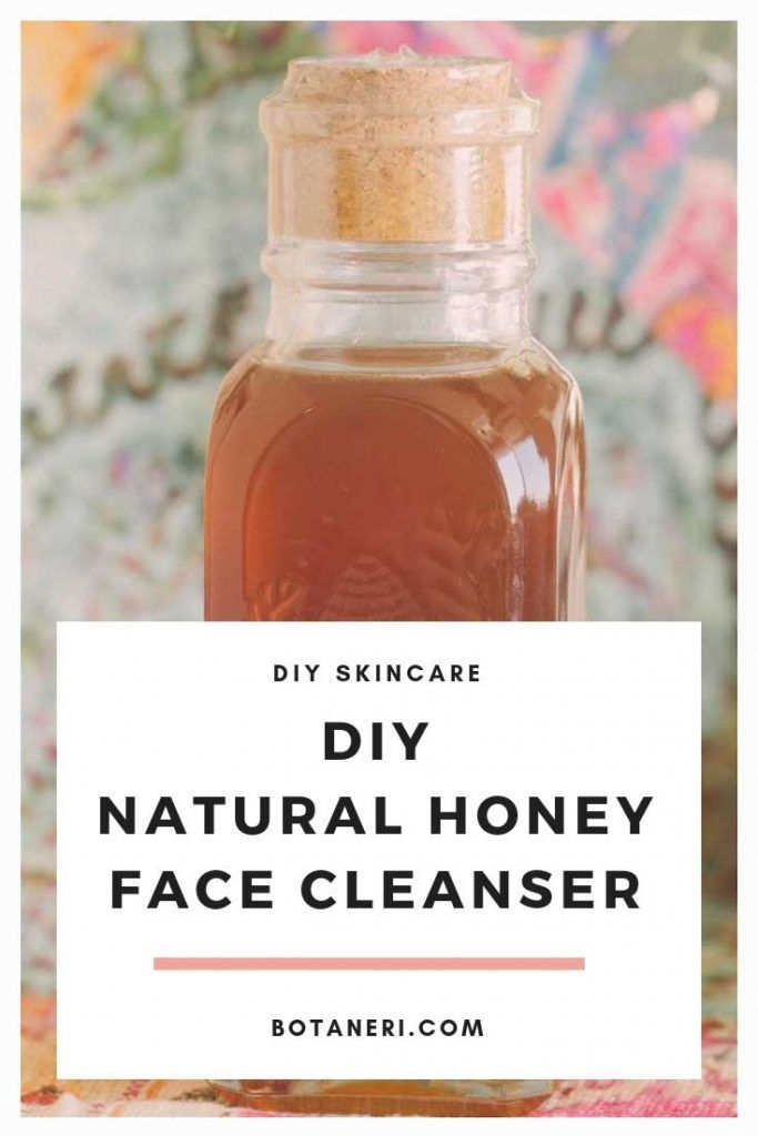 How to Wash Your Face with Honey (and why you should!)