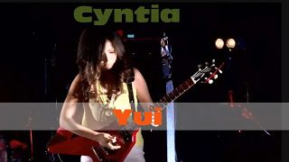"Yui: Cyntia - Shin Ai Egoism [Live]   Like the ""2013 レリゴレリゴレリゴLive "" they started their ""(2015 Night and Day) Live"" performance with ""Shin Ai Egoism"" as well and at Shibuya. ""深愛エゴイズム"" 行くぜっ! Short Bio: Cyntia is an all-female Japanese Rock band. Their music style varies from Melodic Power Metal  Hard Rock to Pop.Rock and others to date. Cyntia believes in making songs rocking in a heavy metal way but Cyntia also constructs super catchy happy-joyous compositions with a very pop…"