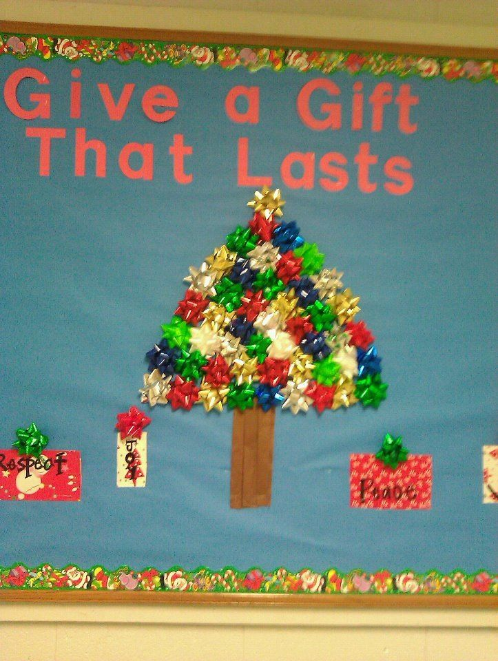 Best 25+ Kindergarten christmas bulletin board ideas on Pinterest ...