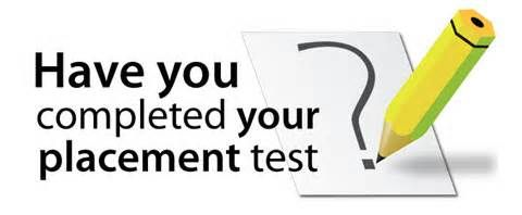 english placement test practice