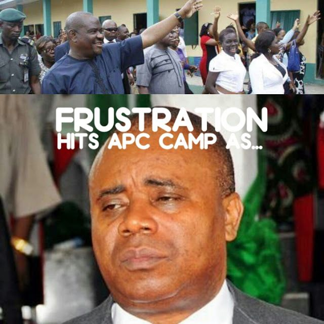 Wike's Victory: UMANA SLUMPS As APC Bigwigs Call Udom For Negotiations   Members of the Peoples Democratic Party at home and in the Diaspora were last night thrown into euphoria when the news on the Supreme Court judgement giving victory to the governor of River State Mr. Nyesom Wike filtered into the air.  However the Apex Court judgement overrules the judgement of the Appeal Court which upheld the nullification of Wike's election by the Election Petition Tribunal.  Governor Wike had filed…