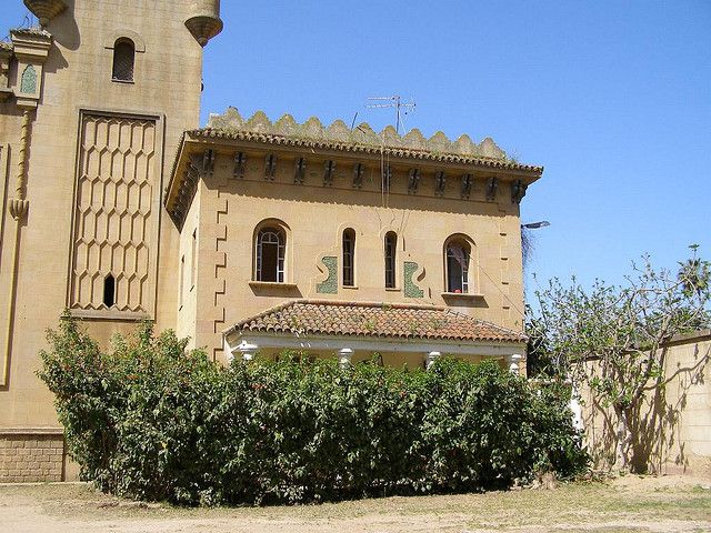 Alcazarquivir 043 puerta de regulares protectorado for Puerta 23 bernabeu