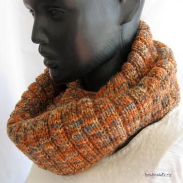 #FlashAttack - fall colored hooded cowl by #handmadefuzzy for $24.00