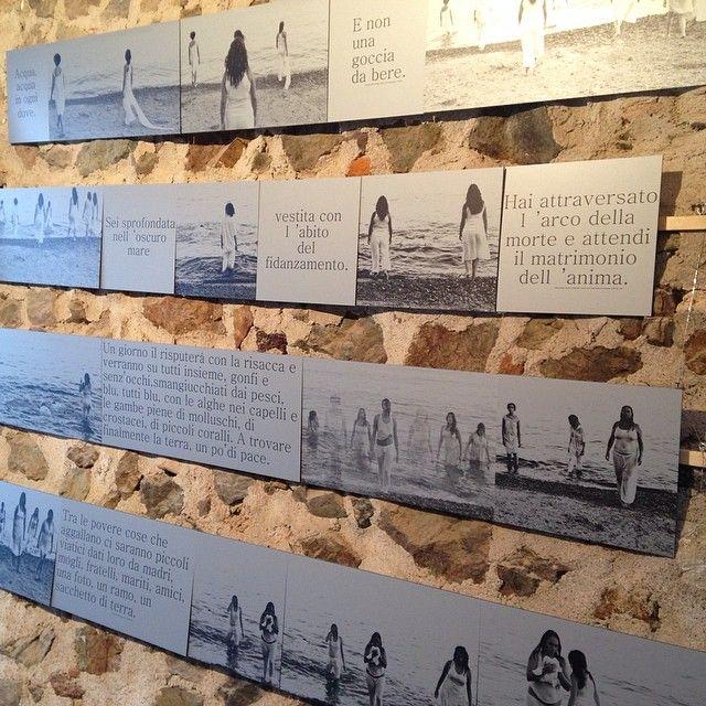 "#ShareIG Mostra "" La frontiera bagnata "" #arte contemporanea  #cittadinanza #di #genere #mostra #elba #elbaisland #elba200 #essenzadiunisola #instatour #isoladelba #igersitalia #igerstoscana #infinitoamore #instatouritalia #mynapoleon #madeintuscany #napoleone200 #napoleon200 #napoleon #napoleone #rionellelba #rioelba #tuscany #toscana #tuscanygram #seayouinelba #visitrioelba #visitelba #visitrionellelba"
