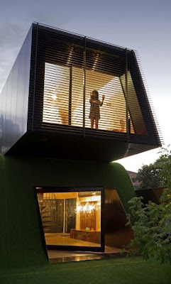 The Hillhouse Of Melbourne, Australia By Andrew Maynard Architects.