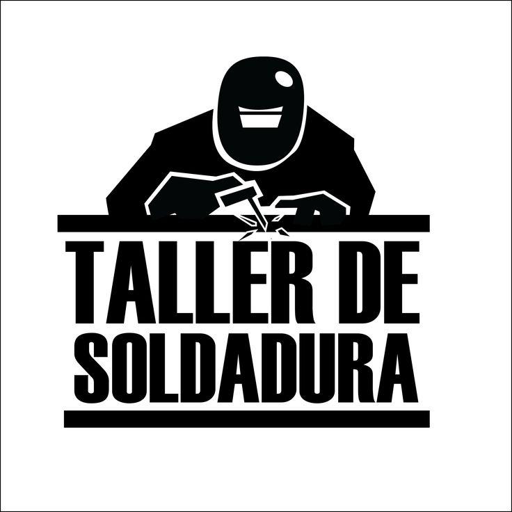 Logo para taller de soldadura.