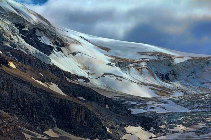 Glacier, Rocky Mountains, Canada