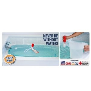 30 Waterbob Emergency Drinking Water Bath Tub Storage Device As Seen On National Geographic S  sc 1 st  PPI Blog & Doomsday Preppers Water Storage u2013 PPI Blog