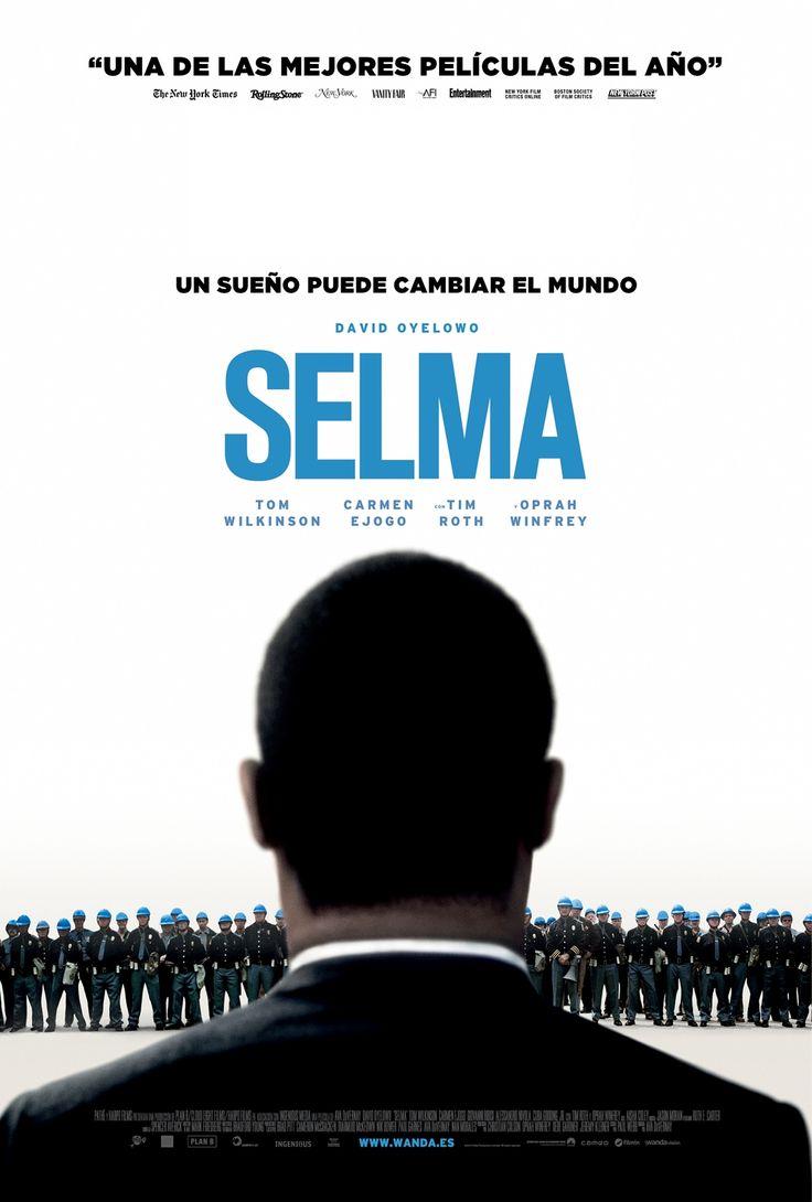 Tenía mis reparos a la hora de verSelma, por ese síndrome que voy a llamar Sindrome de El mayordomo o Síndrome de 12 años de esclavitud. Son películas que tratan sobre periodos realmente vergonzos...