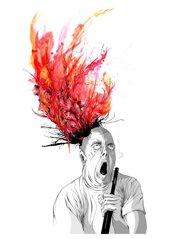 Alex Pardee | EveRyThiNg IS BonKErS!: The Art of Alex Pardee
