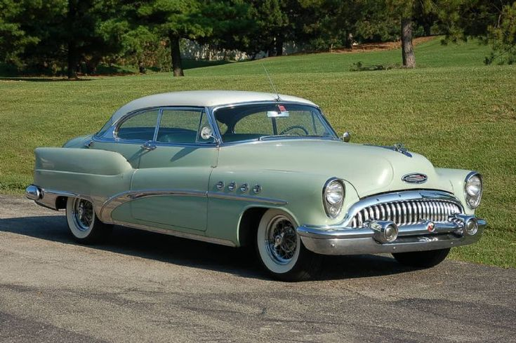 1953 buick roadmaster riviera hardtop classic rivs. Cars Review. Best American Auto & Cars Review