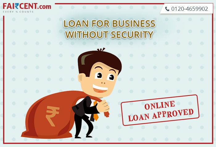 Get A Loan For Business Without Security With Fai Cent India S Most Trusted Peer To Peer Lending Pl Business Loans Peer To Peer Lending Personal Loans Online