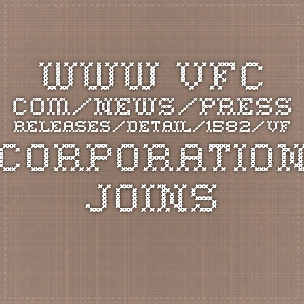 www.vfc.com/news/press-releases/detail/1582/vf-corporation-joins-american-business-act-on-climate-pledge