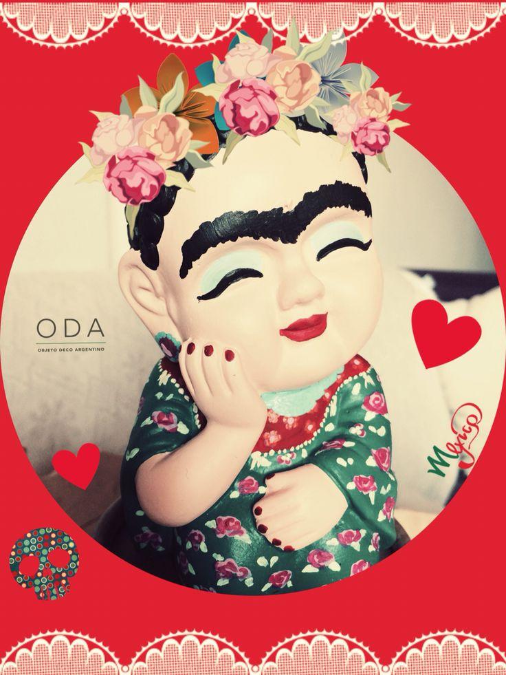 Frida Kahlo Baby