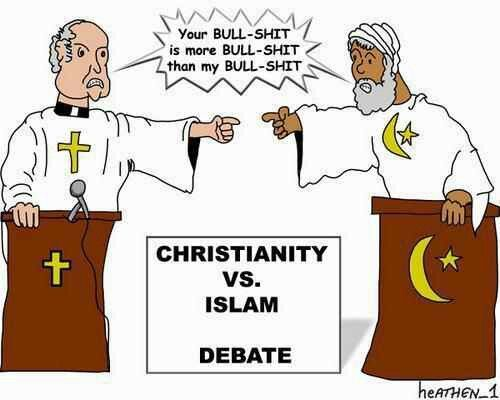 Islam vs Christianity: the core differences � A Tippling Philosopher