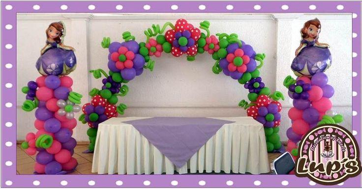 Decoracion de princesa sofia car interior design for Decoracion de princesas