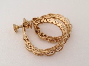Napier Jewelry Clipon Clips