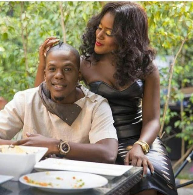 It is clear that Nigerian rapper, Iceberg Slim has moved