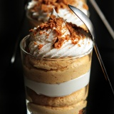 Simple Pumpkin Cheesecake Trifles-Nice alternative to the traditional ...