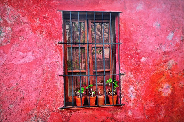 Uruguay - not a door but...a beautiful window from a beautiful place!