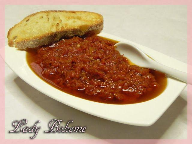 Hiperica di Lady Boheme: Paesaggi e salsa di pomodori secchi