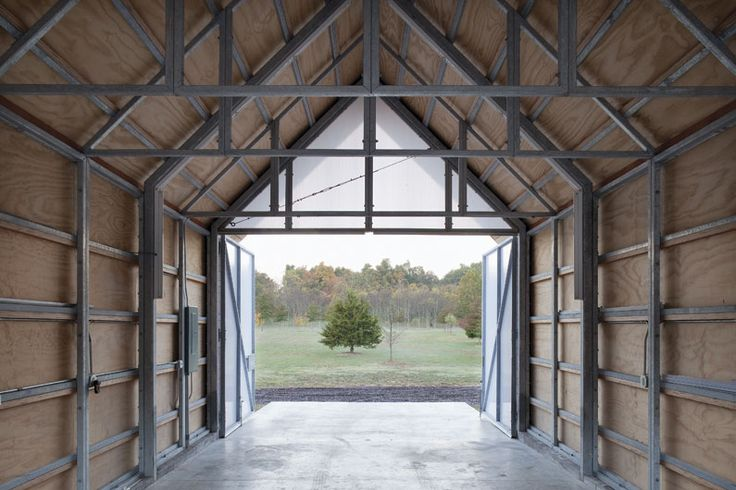 1000 Ideas About Steel Trusses On Pinterest Building A