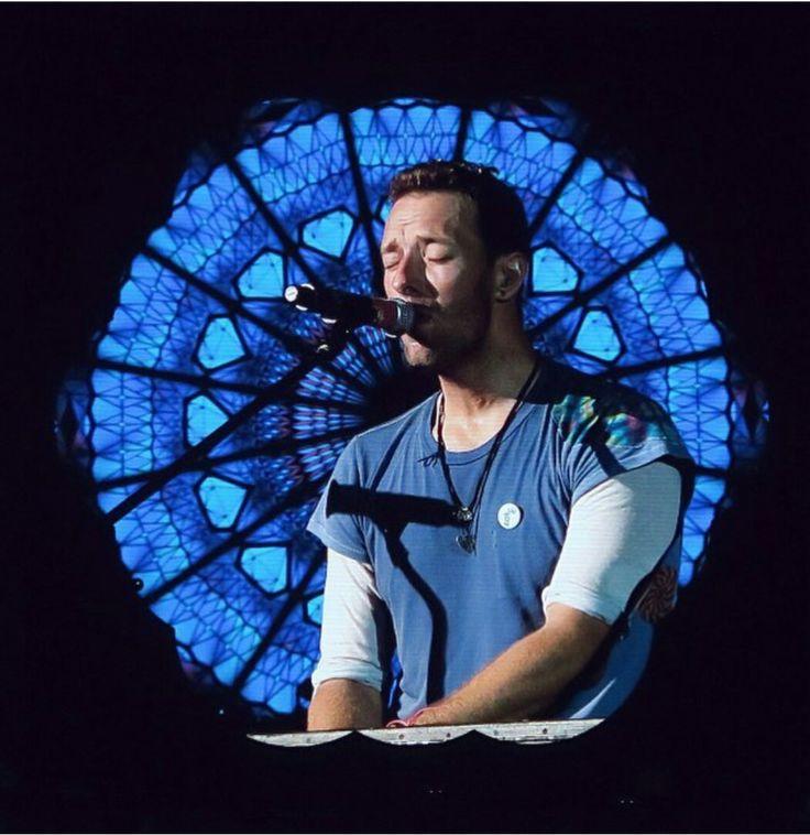 Chris Martin-Coldplay