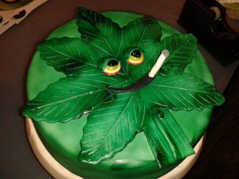 Cannabis Cakes Uk