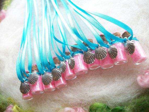 Moana Party Favors Under the Sea Party Favors by FairiesWelcome