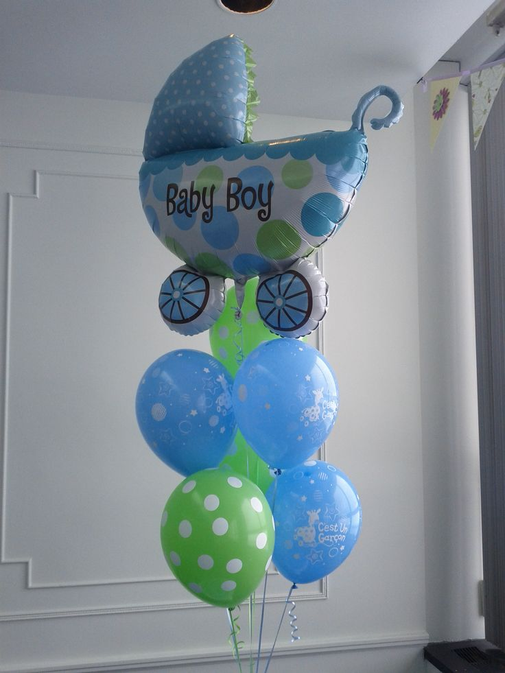 Baby Shower Baby Boy