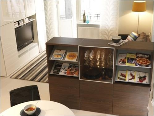 IKEA BESTA: Dar alanlarınız için pratik çözümler...