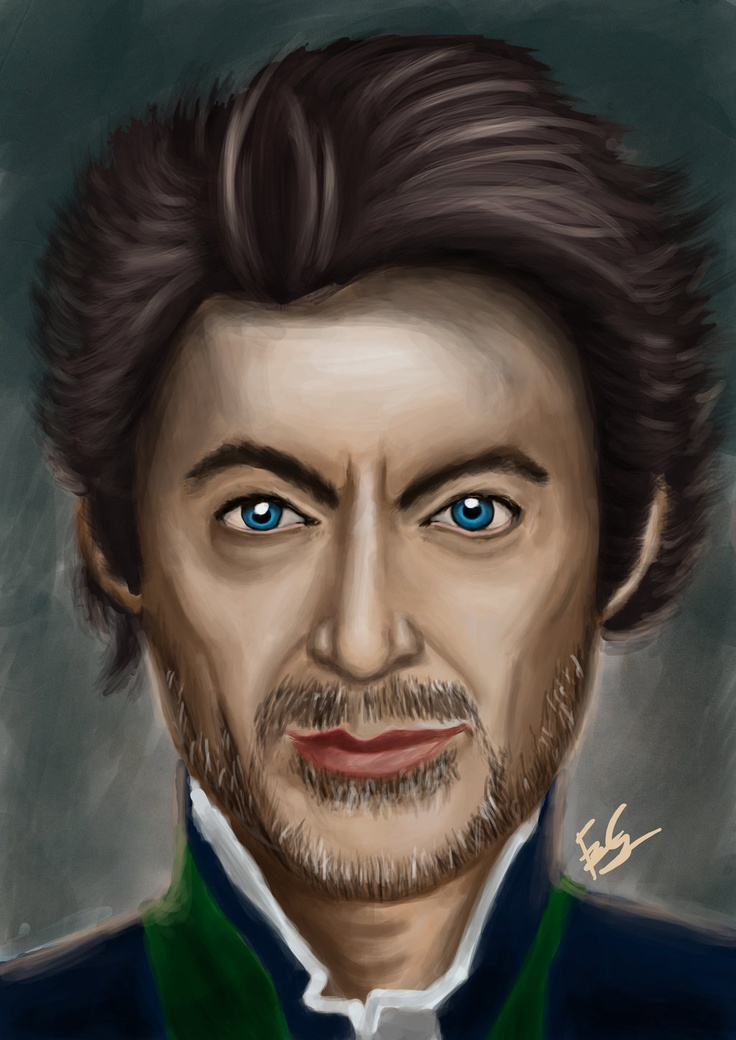 Robert Downey Jr. by Zan271.deviantart.com on @deviantART