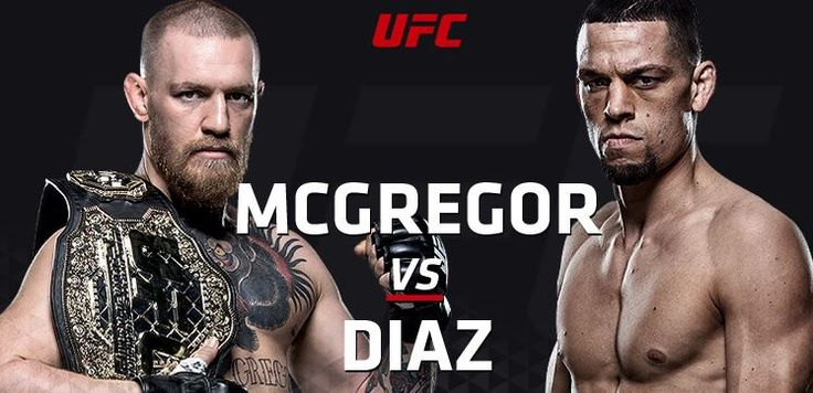 UFC 196: Conor McGregor vs Nate Diaz