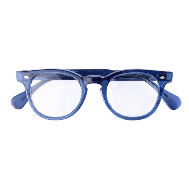 TOSCANI SMALL Blue Acetate Frame