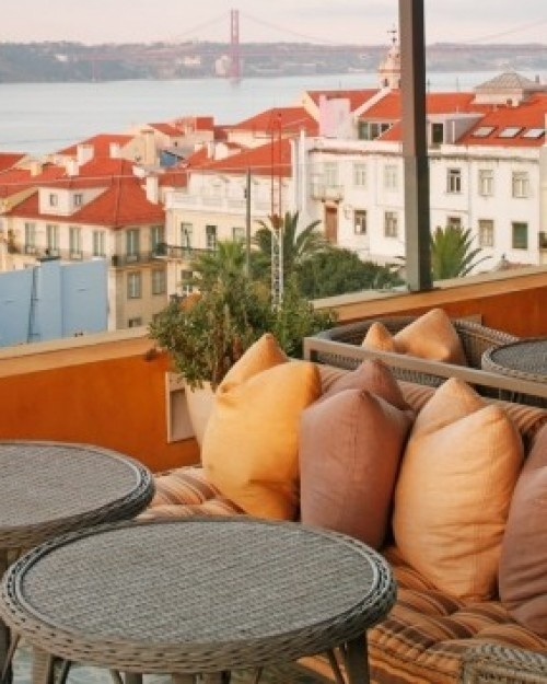 Bairro Alto Hotel - Lisbon, Portugal #Jetsetter>...DONE..I love this place