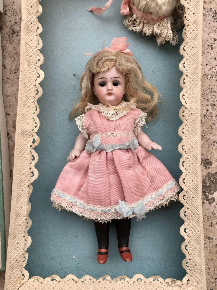Wonderful all bisque simon halbig 890 all bisque doll : Olgari shop | Ruby Lane