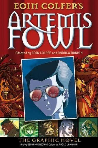 Graphic Novel: Artemis Fowl