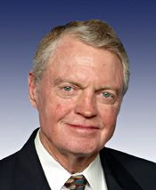 """Tom Osborne - Head football coach for the Nebraska Cornhuskers from 1973 - 1997.  After coaching he was elected to Congress in 2000, serving six years in the U.S. House of Representatives.  Born in Hastings, NE,  in a 2007 online ESPN poll, Osborne was voted the """"greatest college football coach of all time""""."""