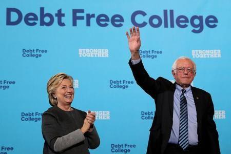 Hillary Clinton calls Bernie Sanders supporters uninformed basement dwellers in hacked audio clip  http://theweek.com/speedreads/652481/hillary-clinton-calls-bernie-sanders-supporters-uninformed-basement-dwellers-hacked-audio-clip