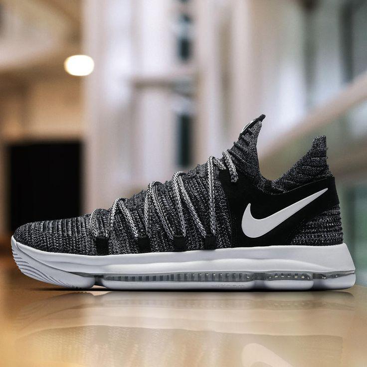 Nike Zoom KD 10 EP (897816-001) Oreo Black White USD 135 on