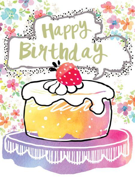 Liz Yee - Fancy Happy Birthday