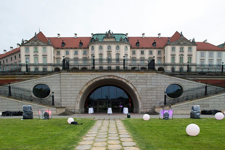 #Warsaw Royal Castle - Kubicki Arcades - the most prestigious location for your event in #Poland