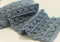 Ravelry: No Broomstick Required Scarf pattern by Thomasina Cummings Designs #tcdesignsuk #crochet #handmade