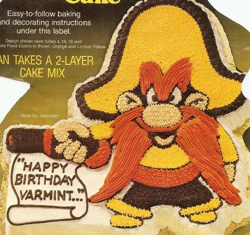 Wilton Yosemite Sam Cake Pan 5022908 1981 Warner Bros >>> Visit the image link more details.(This is an Amazon affiliate link)