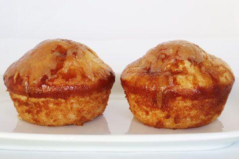 Mmmmm!! Marmite and Cheese muffins